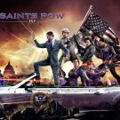 Saints Row IV 4 Video Game 16x12 Print Poster