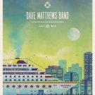 Music Band Dave Matthews Band 24x18 Print POSTER