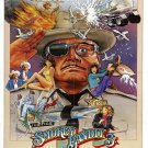 Smokey And The Bandit Movie Vintage 24x18 Print Poster