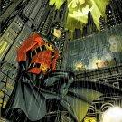 Tim Drake Robin Rain DC Comics Art 24x18 Print Poster