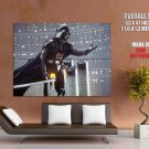 I Am Your Father Star Wars Movie Huge Giant Print Poster