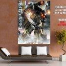 Pacific Rim Cherno Alpha Movie 2013 HUGE GIANT Print Poster