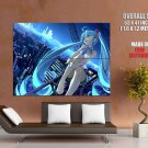 Hatsune Miku Vocaloid Sexy Anime Art Huge Giant Print Poster