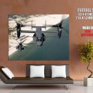 Bell Boeing V 22 Osprey Aircraft HUGE GIANT Print Poster