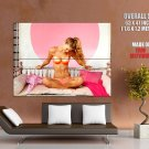 Nina Agdal Hot Fashion Model Sexy Body HUGE GIANT Print Poster