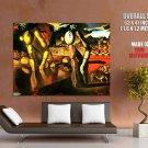 Dali Metamorphosis Of Narcissus 1937 Art HUGE GIANT Print Poster
