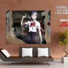 Blood Plus Otonashi Saya Anime Art HUGE GIANT Print Poster