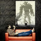 Shadow Of The Colossus Game Art Huge 47x35 Print POSTER