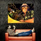 Fear And Loathing In Las Vegas Dr Gonzo Vector Art Huge 47x35 POSTER
