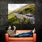 Volvo S60 Car Beautiful Landscape Huge 47x35 Print Poster