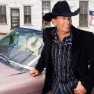 George Harvey Strait Country Music 16x12 Print POSTER