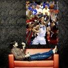 Dirk Nowitzki Winning Layup Dallas Miami Finals NBA Huge 47x35 POSTER