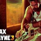 Max Payne 3 Drunk Video Game Art 16x12 Print Poster