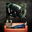 Slipknot Masks Band Music Huge 47x35 Print Poster