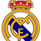 Real Madrid FC Logo Soccer Football 32x24 Print Poster