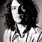 Syd Barrett Portrait BW Psychedelic Rock Music 32x24 Print POSTER