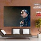 Music Singer Rap Hip Hop Jay Z Huge Giant Print Poster