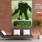 Bioshock Game Shooter Adventure Huge Giant Print Poster
