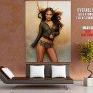 Angel Eyes Actress Jennifer Lopez Singer Huge Giant Print Poster