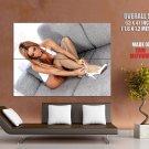 Ashley Bulgari Sexy Hot Model Huge Giant Print Poster