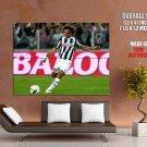 Andrea Pirlo Juventus Football Soccer HUGE GIANT Print Poster
