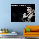 Gareth Bale Football Sport Real Madrid Huge 47x35 Print POSTER