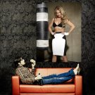 Britney Spears Hot Singer Music Huge 47x35 Print Poster