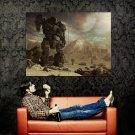 MechWarrior Online Atlas Video Game Huge 47x35 Print Poster