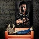 Al Pachino Tony Montana Scarface Art Huge 47x35 Print Poster
