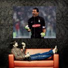 Gianluigi Buffon Football Soccer Huge 47x35 Print Poster