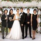 Bones Cast Characters TV Series 32x24 Print Poster