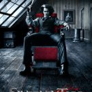 Sweeney Todd The Demon Barber Of Fleet Street Art 16x12 Print POSTER