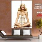 Hayden Panettiere Hot Blonde Actress Huge Giant Print Poster