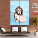 Britney Spears Hot Singer Sexy Topless Huge Giant Print Poster