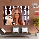 Avril Lavigne Hot Singer Music Huge Giant Print Poster