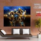 Transformers 2 Revenge Bumblebee Movie Huge Giant Print Poster