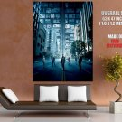 Inception Movie Characters Di Caprio Huge Giant Print Poster