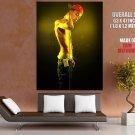 Wiz Khalifa Hip Hop Music Rapper Huge Giant Print Poster