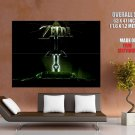 The Legend Of Zelda Ocarina Of Time Art Huge Giant Print Poster