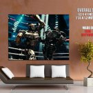 Real Steel Robot Fight Movie Huge Giant Print Poster