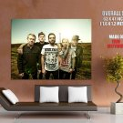 A Day To Remember Metalcore Rock Music Huge Giant Print Poster