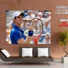 Andy Murray Tennis Atp Sport Huge Giant Print Poster