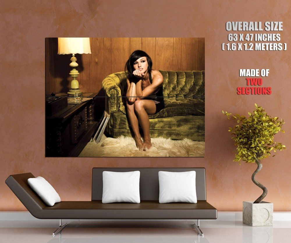 Lights Valerie Anne Poxleitner Hot Indie Music Huge Giant Print Poster