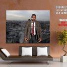 Dci John Luther Idris Elba Tv Series Huge Giant Print Poster
