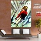 The Rocketeer Billy Campbell Vintage Movie Art Huge Giant Print Poster