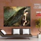 Valkyrie Norse Mythology Fantasy Art Huge Giant Print Poster