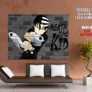 Death The Kid Soul Eater Anime Manga Art Huge Giant Print Poster