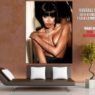 Naomi Campbell Hot Topless Sexy Model Huge Giant Print Poster