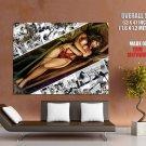 Vampirella Hot Coffin Comics Sexy Art Huge Giant Print Poster