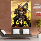Appleseed Deunan Knute Briareos Hecatonchires Art Huge Giant Print Poster